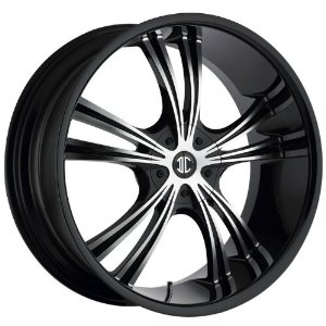 - 17 Inch Rim x 7 - (4x100/4x4.5) Offset (40) Wheel Finish - glossy black