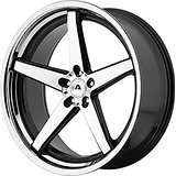 Adventus AVS2-20105645MS 20 Inch Wheel