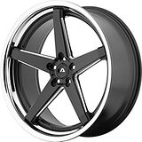 Adventus AVS2-22901515MB Forged 22 Inch Wheels