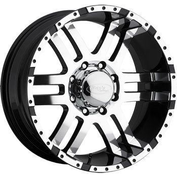 American-Eagle-79-18-Super-Finish-Wheel-Rim-8-170-with-a-12mm-Offset-and-a-130.18-Hub
