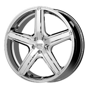 "American Racing Maverick AR8832 Chrome Finish Wheel (16x7""/5x4.5"")"