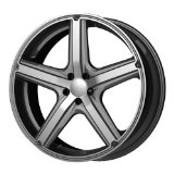 "American Racing Maverick AR8834 Anthracite Finish Wheel with Machined Face (16x7""/5x4.5"")"