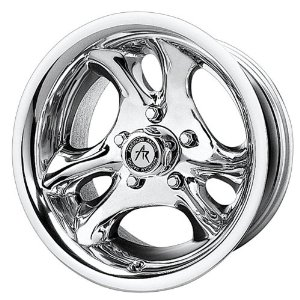 "American Racing Ventura AR136 Polished Wheel (15x8""/5x5.5"")"