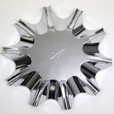 Arelli Wheel Chrome Center Cap #Ard103