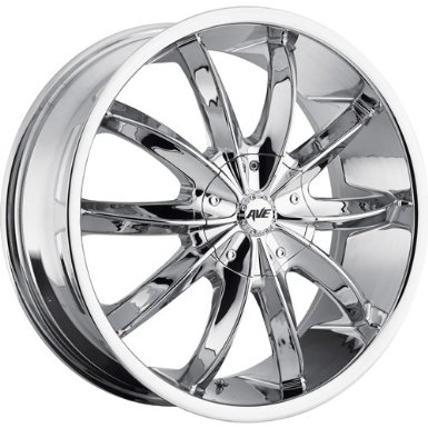 Avenue-A608-18-Chrome-Wheel-Rim-4-4.25-with-a-40mm-Offset-and-a-73.00-Hub-Bore.