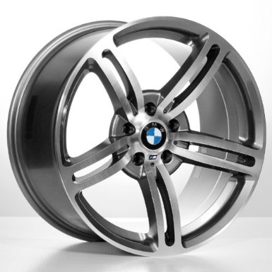 "20"" M6 Bmw Wheels - Gun Metal Grey-(4Pcs)"
