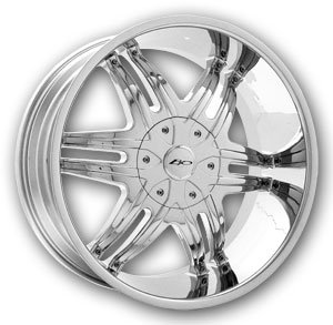 BZO Hero 22x10 Chrome 5x139.7 +13mm 78.1mm