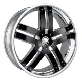 20x8.5 Baccarat Fusion (2140) (Chrome) Wheels/Rims 6x139.7 (2140C-2883)