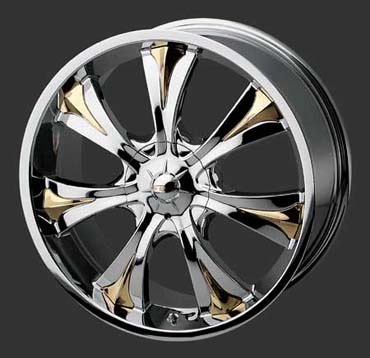 Baccarat Mirage Performance Wheels