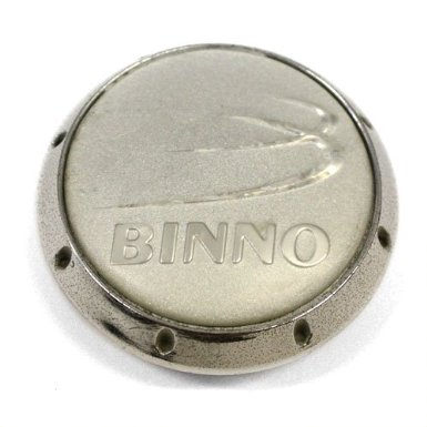 Binno Wheels Center Cap # C-19 Chrome