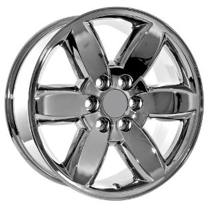20 Chrome Wheels Rims for Cadillac Escalade
