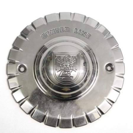 Center Line Wheel Rim Center Cap Polished Cs123