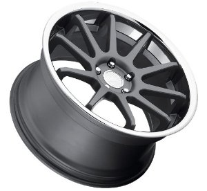 "Concept One 769 CS-10 Matte Gunmetal Wheel (20x10.5""/5x120mm)"