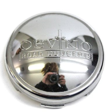 Devino Wheel Chrome Center Cap # Lg0608-01 # Pcw-4