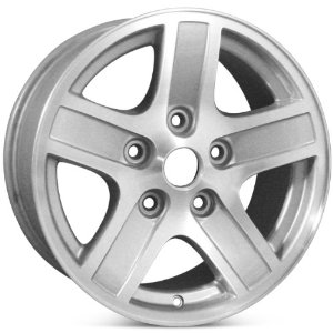 "Dodge Durango 17"" x 8"" Factory OEM Stock Wheel Rim 2212"