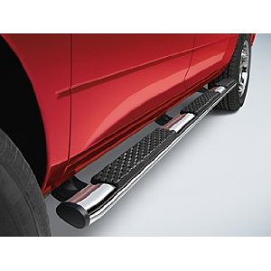 Dodge Ram Chrome Tubular Side Steps