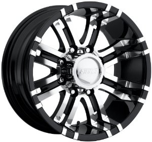 "Eagle Alloys 197 Polished Wheel (18x9""/6x5.5"")"