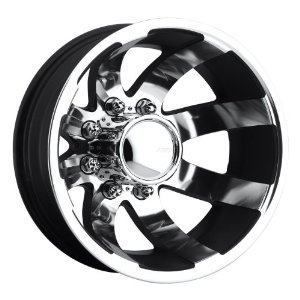 "Eagle Alloys 098 Chrome Wheel (17x6.5""/8x170mm)"