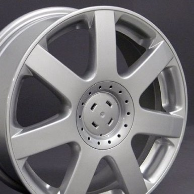 Factory Original Jetta 69776 OEM Wheels Fits VW Volkswagon- Silver 16x6.5 Set of 4