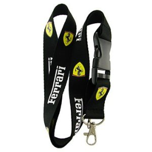 Ferrari Lanyard Key Chain Holder
