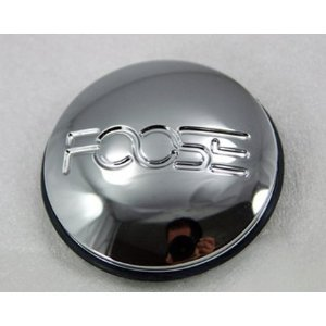 Chrome Foose Center Cap 1000-33 1000-39