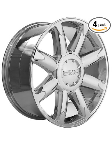 20 inch chrome GMC yukon denali sierra chrome wheels rims