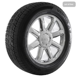 20 inch Wheels Rims and Tires for GMC