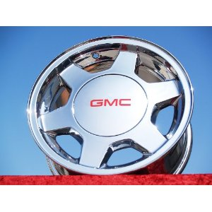 Four Factory 16 Inch Wheels for GMC Sierra