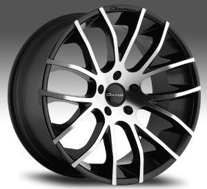 "Giovanna Kilis 20""x8.5 20""x10 Mercedes Benz C E S Class Wheels Rims"
