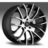 "Giovanna 20""x8.5 20""x10 Mercedes Benz C E S Class Wheels"