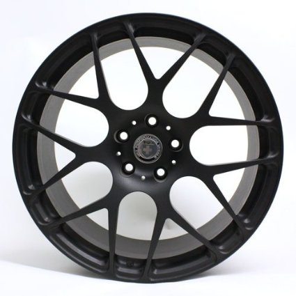 Hre P40b 20 Inch Wheel Rim Forged Black
