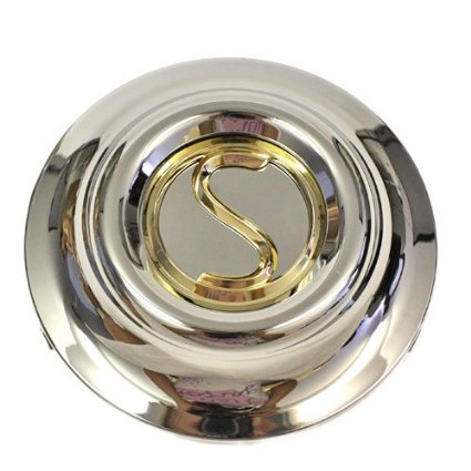 Prime Superior Icw American Racing Wheels Center Cap # Gmc 5555 Chrome Gold