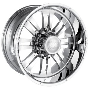 Ion Forged Thunder Chrome Wheel