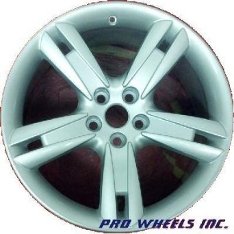 "Jaguar S-type 18X8"" Silver Factory Original Wheel Rim 59786"
