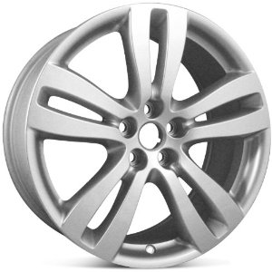 "Jaguar XJ 19"" x 9"" Tobia Front Factory OEM Stock Wheel Rim 59873"