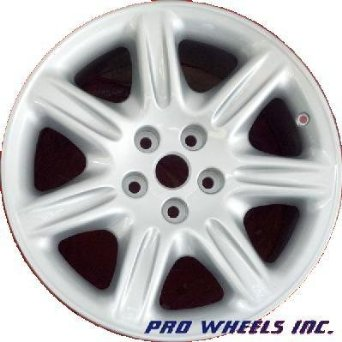"Jaguar Xk8 18X9"" Silver Factory Original Wheel Rim 59691"