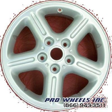 Land Rover Freelander Factory Wheel Rim