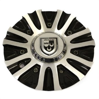 "22"" 24"" Lexani Wheel Center Cap Lx7 Black"