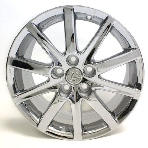 17 Inch Lexus Gs300 Gs350 Chrome Wheel Rim Factory Oem #74185