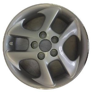 "Lexus Es300 16X6"" Machined Silver Factory Original Wheel Rim 74154 B"