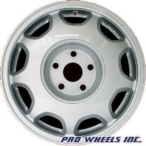 "Lexus Ls400 16X7"" Silver Factory Original Wheel Rim 74137"