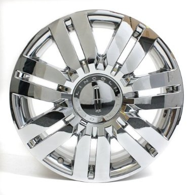 "20"" Wheel Lincoln Mkx 2008 2009 Chrome Clad Oem # 3702"