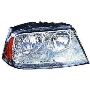 Lincoln Aviator Headlight Pair