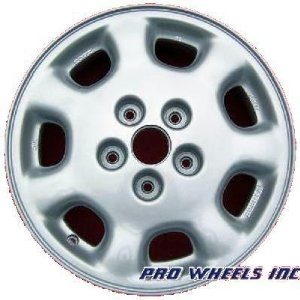 "Mazda 626 15X6"" Silver Factory Original Wheel Rim 64744"