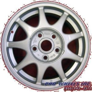 "Mazda 929 15X6"" Silver Factory Original Wheel Rim 64749"