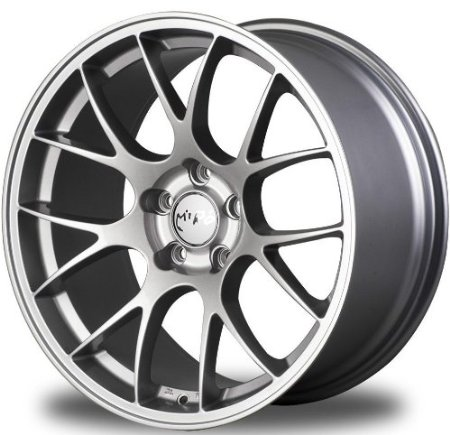 "18"" Miro112 Wheels For Audi A4 B5 B6 B7 Quattro 18 X 8.5 Rims Set of 4"
