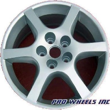 "Nissan Altima 17X7"" Silver Factory Original Wheel Rim 62398"