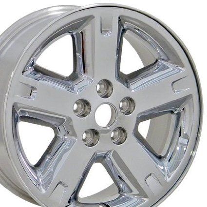 "17"" OEM Chrome Nitro Wheel 2303B Rim Fits Dodge Nitro 2010"