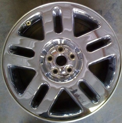 Dodge Nitro 20x7.5 2304 Replica Wheel Rim
