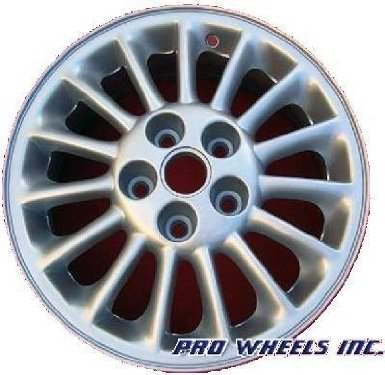 "Pontiac Grand Am 16X6.5"" Silver Factory Original Wheel Rim 6534"